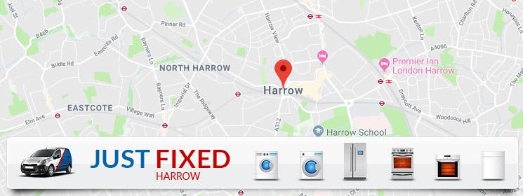 Just Fixed - Harrow branch