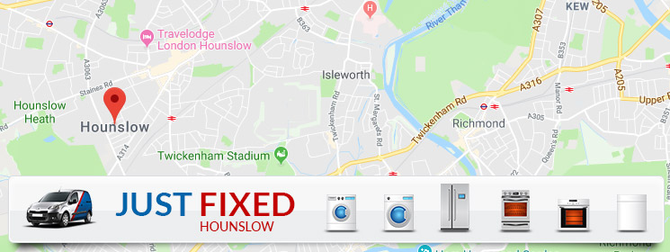 Just Fixed- Hounslow branch