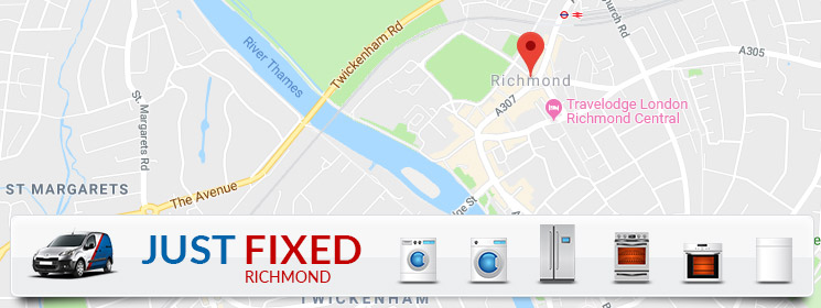 Just Fixed - Richmond Branch