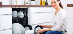 dishwasher first time use