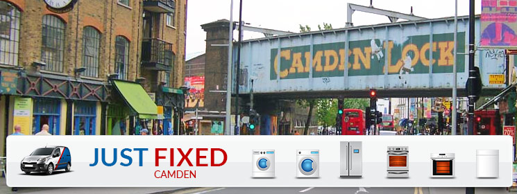 Camden Appliance Repairs by Just Fixed