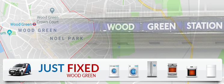 White Goods Repairs in Wood Green